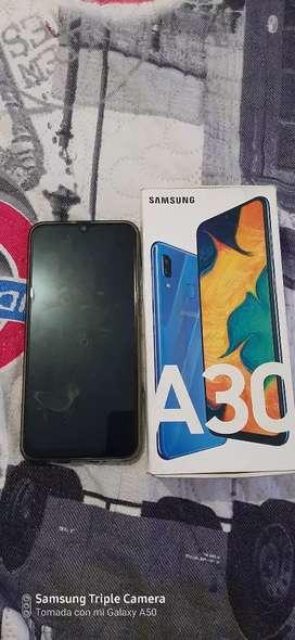 Vendo o cambio Samsung a30 repuestos