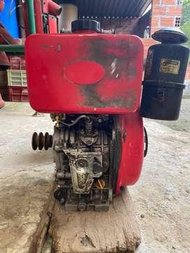 2 motores gasolina y diesel