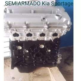 Motor Semiarmado o Motores completos