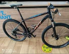 Bicicleta GW hawk