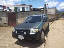 Ford escape 2005 mecánica