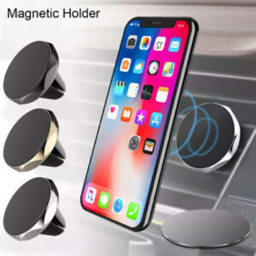 Soporte celular para ducto de aire de auto 0