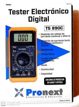 Tester profesional digital pronext