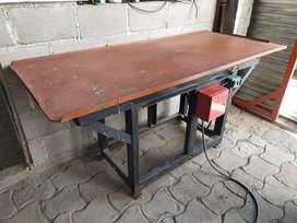 Vendo mesa vibradora premoldeados