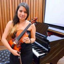Clases de violín y piano. Amplia experiencia.
