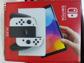 Nintendo. Switch OLED