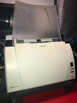 Scaner Kodak i1220 - Perfecto funcionamiento