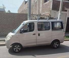 Vendo espectacular Minivan Chevrolet N200