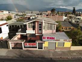 Riobamba, se vende casa de oportunidad