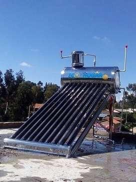 Terma Solar Acero Inoxidable