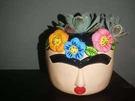 Vendo materas para suculentas o cactus