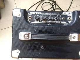 Amplificador para bajo Hartke hd15 15w