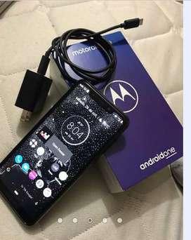 Motorola One 32 Gb con Caja