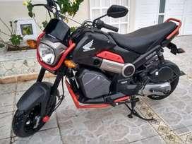 Gran oportunidad de estrenar moto - Honda Navi Modelo 2.018 en excelente estado
