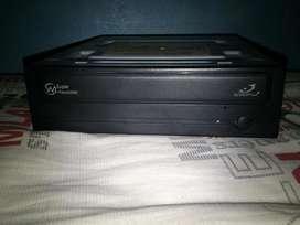 Unidad de DVD quemador IDE
