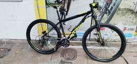 Bicicleta OnTrail como NUEVA!! Poco uso