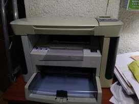 Impresora HP LaserJet M1120 MFP