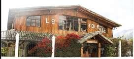 Vendo propiedad y negocio en Cotacachi