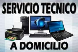 Servicio Tecnico Informatico REMOTO - Pc, Notebooks, Redes - Zona Oeste, La Matanza