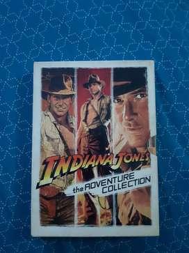 Indiana Jones Trilogía