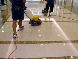 Pulidor de pisos con Experiencia Requiere Empresa de Cristalizados