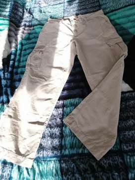 Pantalón Sonoma tipo cargo talla34