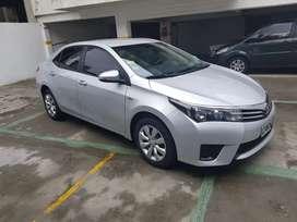 Toyota corolla xli cvt 2016