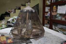 GE 2 LAMPARA DE VIDRIO