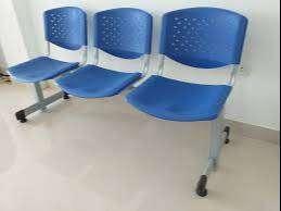 silla tres cuerpos  usado