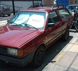 VW Parati 1990 en buenas condiciones