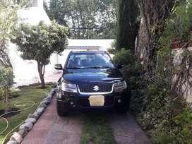 ¡!!!Suzuki grand vitara jiii 4x4 modelo 2010 mt