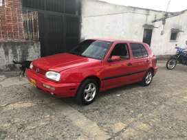 Volkswagon golf manhattan 1995