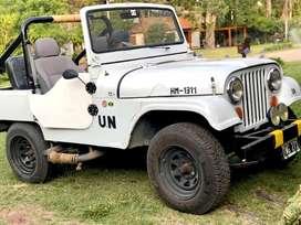 Jeep IKA CORTO original