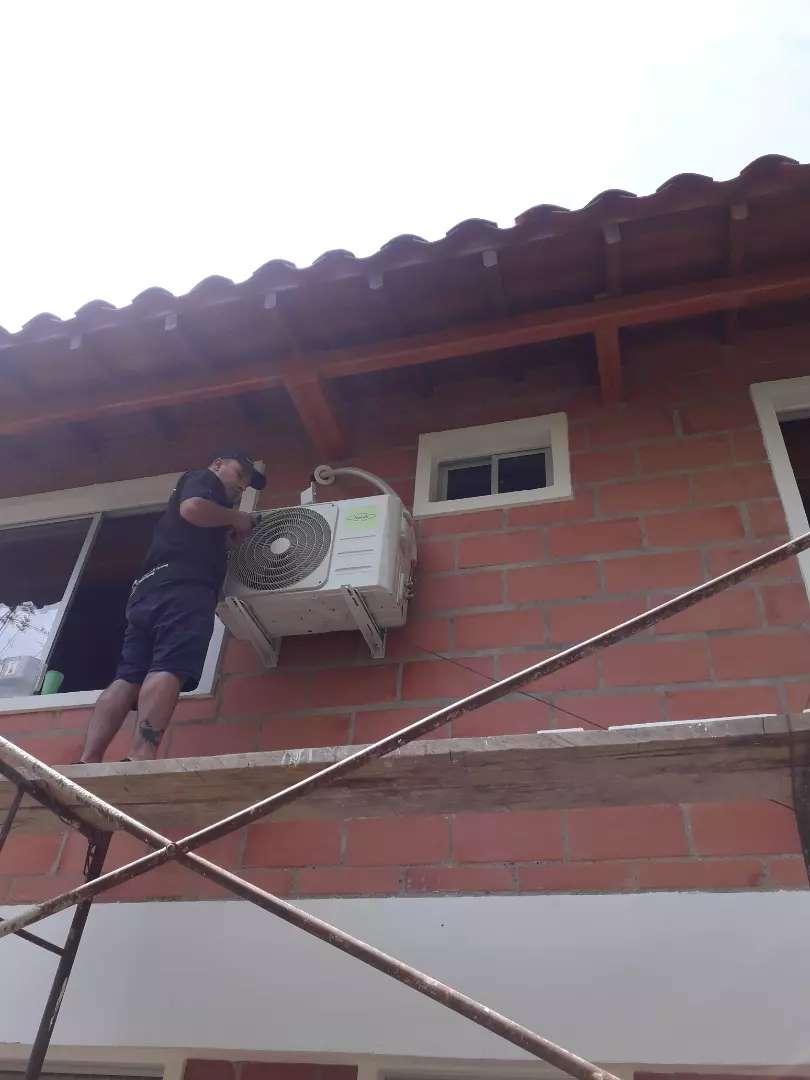 Instalacion y mantenimiento de aire acondicionado 0