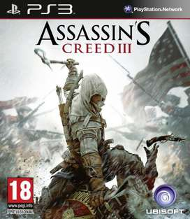 Assassin's Creed 3 para PS3 Solo Venta