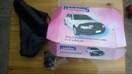 Mascara Protectora Cubre Capot Y Paragolpe Peugeot 207