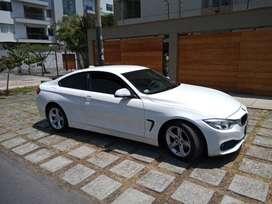 BMW 420i como nuevo único dueño.