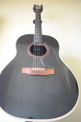 Ovation Applause Acoustic Model AA14 Vintage 1976 with Aluminum Fretboard microfono fishman classic 4