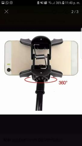 Holder flexible para celular