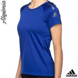 Adidas: Camiseta Climacool Training para Adolescente - Talla M.