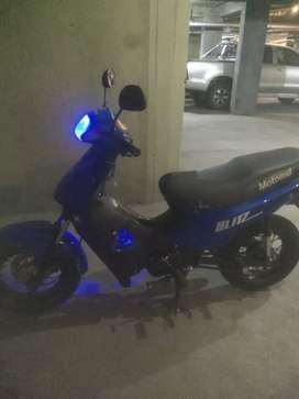 Motomel Blitz Tunning 125cc