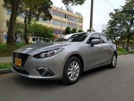 Vendo Mazda 3 touring único dueño, triptónico, cojineria de lujo original