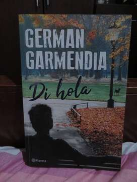 DI HOLA- GERMAN GARMENDIA
