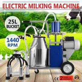 Maquina para Ordeñar Vacas Cabras