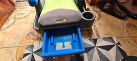 Canasta para bb y asiento para vehículos