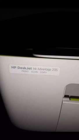Vendo BARATO impresora HP