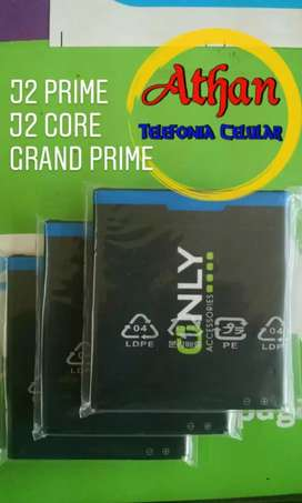Baterías Samsung J2 Prime. J2 Core. J3 2016. Grand Prime.