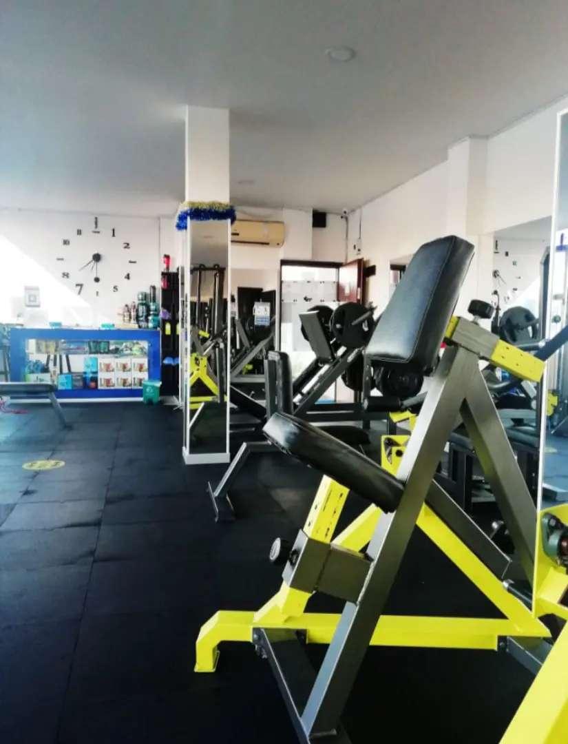 Oferta de navidad gym completo 0