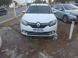 Renault logan privilege plus 1.6 16v año 2016