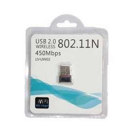 Adaptador wifi USB para computadoras